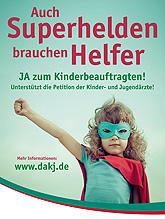 Petition Kinder- und Jugendbeauftragte(r) im Deutschen Bundestag